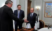 Роскосмос признал выход из строя двух спутников