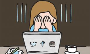 Весенние обострения в соцсетях не заразны - психолог