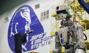 """Робот """"Федор"""" пошутил по поводу задержки со стыковкой с МКС"""