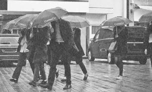 Сегодня в Москве ожидается опасная для психики погода