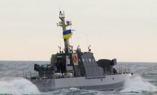 Готовим флот и спецназ? Украина арестует еще один корабль