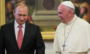 Владимир Путин встретится с Папой Римским в Ватикане