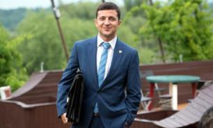 Зеленский занял лидирующую позицию в президентской избирательной кампании на Украине
