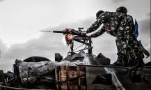 ВСУ обстреляли западную часть Донецка