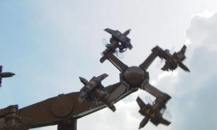 В парке Германии закрыли якобы напоминающий свастику аттракцион
