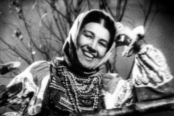 Лидия Русланова и очарованные мужчины