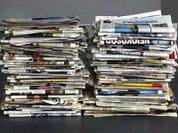 Новый вид СМИ — бюллетень эскорт-услуг