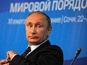 Путин больше дзюдоист, чем шахматист