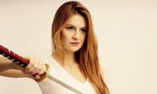 Захарова: Мария Бутина признала вину из-за нечеловеческих условий содержания