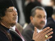 Благодарная Африка не выдаст Каддафи