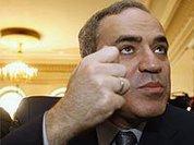 Каспаров попрощался с Россией из Женевы