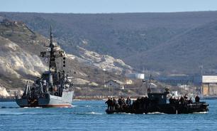 Основой украинской базы на Азовском море станет буксир