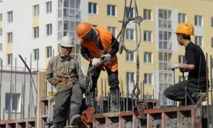 Сфера строительства жилья стала наиболее востребованной в России