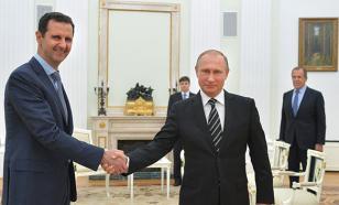 МИД Германии надеется, что действия сирийской армии обсуждались на встрече Путина и Асада