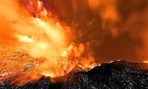 Найдена связь между эволюцией жизни на Земле и вулканами