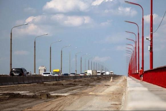 Мэр Днепра открыл мост и стал победителем в споре с Зеленским