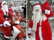 Дед Мороз круче Санта-Клауса?