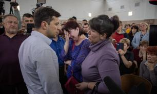 """Зеленский - слабый президент из-за """"токсичных людей"""" в команде - немецкий эксперт"""