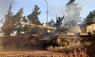 Сирийская армия отбила у ИГ историческую часть Пальмиры