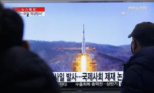 Глава КНДР доволен запуском баллистической ракеты