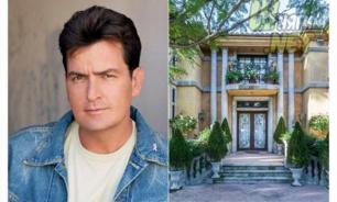 Звезда Голливуда Чарли Шин вынужден продать свой особняк для вечеринок со скидкой $1,5 млн