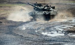 Танкисты из США опробовали российские танки Т-80