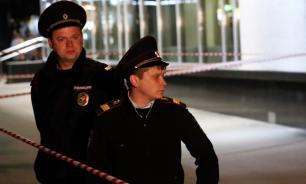 Двух сотрудников полиции расстрелял коллега в Москве