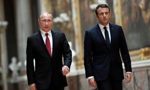 Путин рассказал Макрону об оптимизме после переговоров с Зеленским
