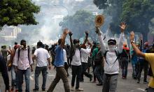 Владимир ДАВЫДОВ — о том, скатится ли Венесуэла к гражданской войне