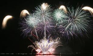 Фейерверки в новогодние праздники можно будет запускать с 38 площадок