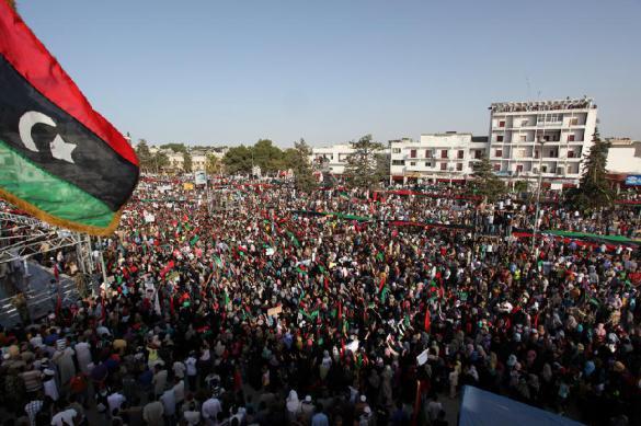 В Ливии ждут реставрации. Интервью из подполья