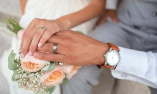 Раньше было нельзя: народу позволят выбрать день бракосочетания