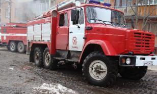 В Ростове пьяная мать бросила 4-летнего сына в горящей квартире