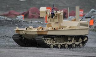Боевые роботы выходят на войну против террористов