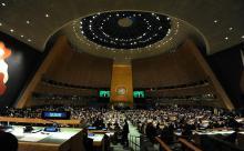 Киев решил забрать Крым прямо в ООН