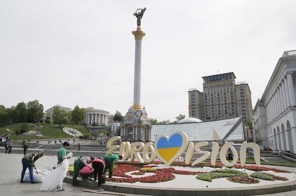 """Киев не согласен со штрафом из-за """"Евровидения"""""""