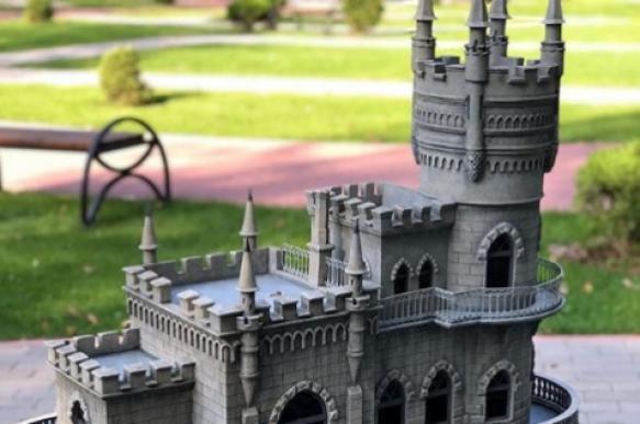 """Парк в Калининграде попал под санкции из-за миниатюры """"Ласточкино гнездо"""""""