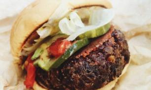 Самый вкусный бургер в мире не содержит мяса