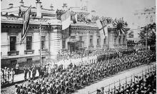 """Факты истории: Америка """"вторгалась"""" в Россию во время Гражданской войны"""