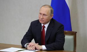 Путин потребовал принять все законы по нацпроектам в весеннюю сессию