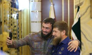 """СМИ: судью оскорбил глава парламента Чечни, а не сотрудник """"Ахмата"""""""