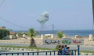 Птицы убили Су-30СМ в небе Сирии