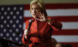 Хоть тушкой, хоть чучелом: Клинтон продолжает идти к трону