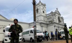 Президент Шри-Ланки ввел запрет на одежду, которая скрывает лицо