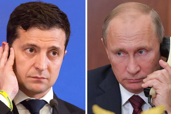 Путин и Зеленский поговорили по телефону после обмена заключенными