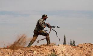 Армия САР зачистила от ИГ стратегически важный город вблизи Дамаска