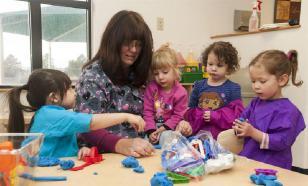 Что воспитательница-зэчка делала с малышами в детском саду