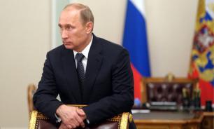 Цензура докатилась до Владимира Путина