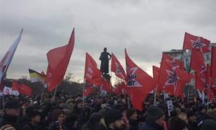 Противники передачи Курил Японии вышли на митинг в Москве