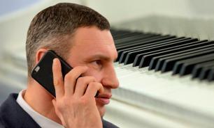 Кличко похвастался перед украинцами белым роялем